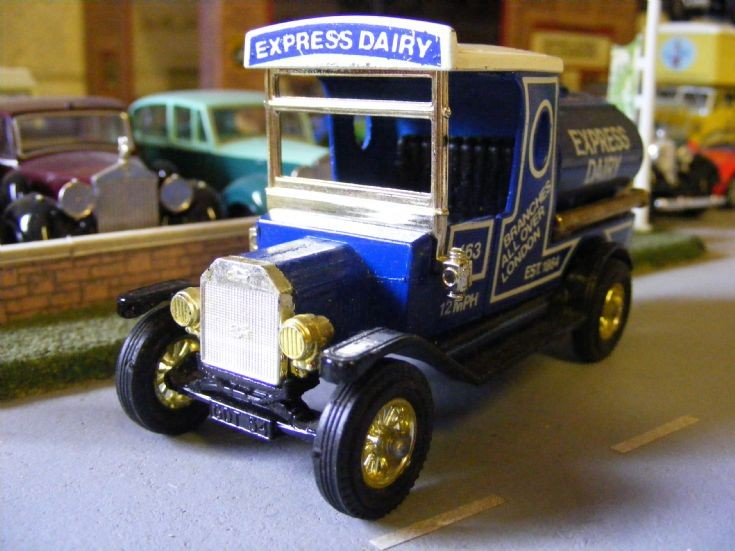 Matchbox MOY - Ford