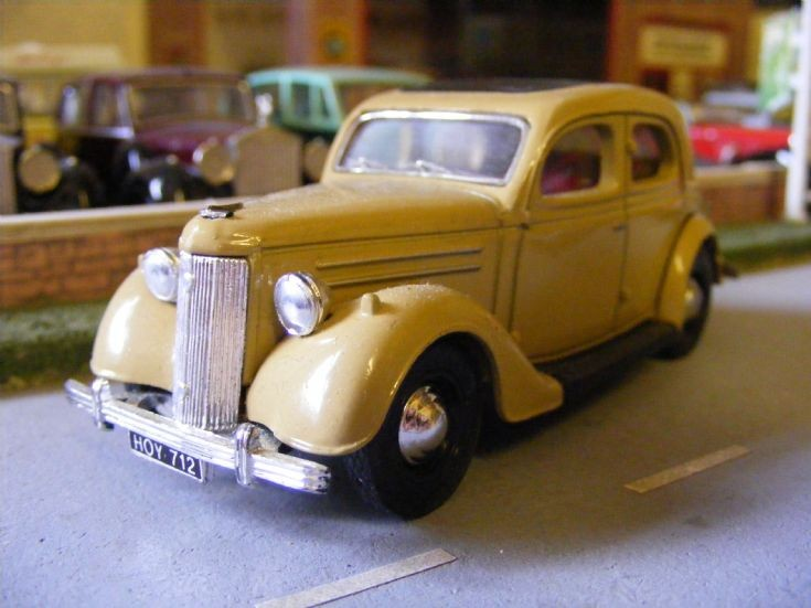 Matchbox-Dinky - Ford