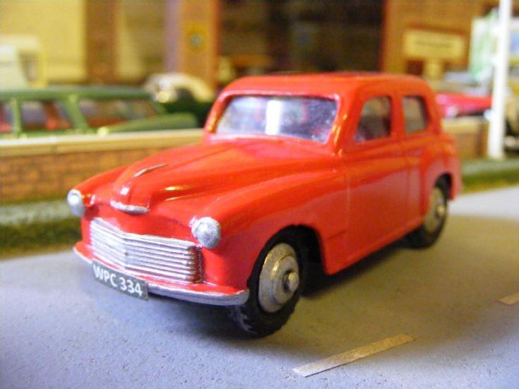 Dinky Toys - Hillman