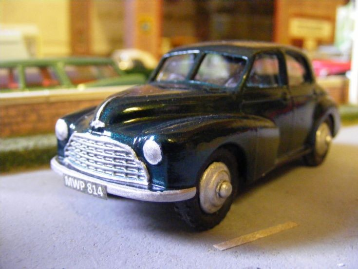 Dinky Toys - Morris