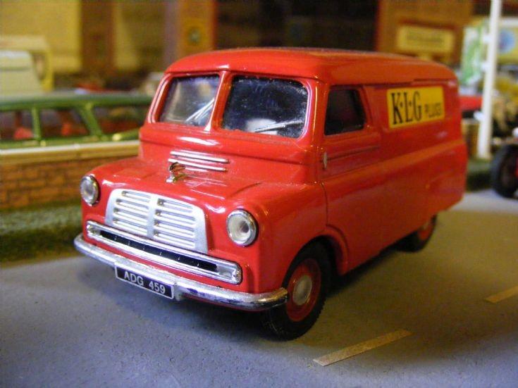 Corgi Archive - Bedford