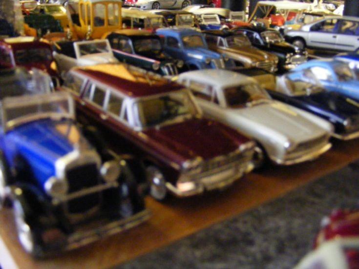 Museum - Fiat Display