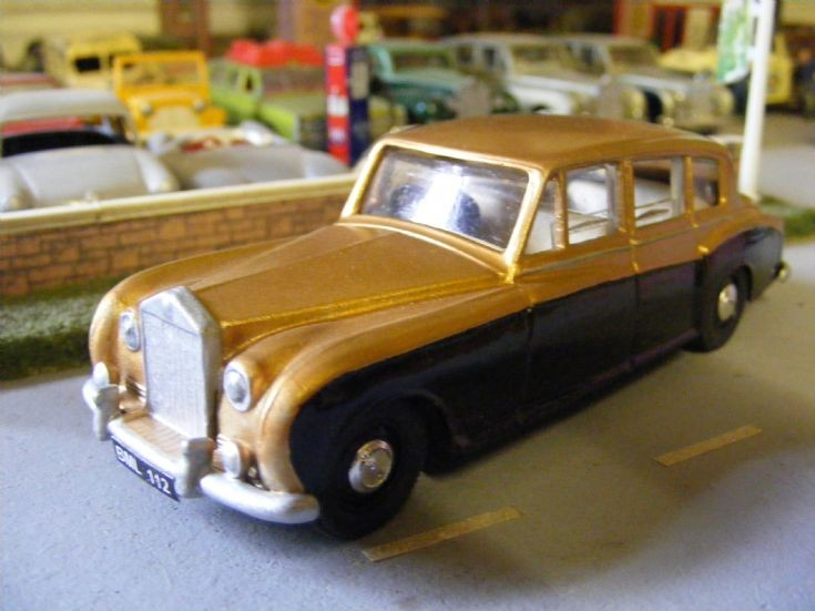 Dinky Toys - Rolls Royce