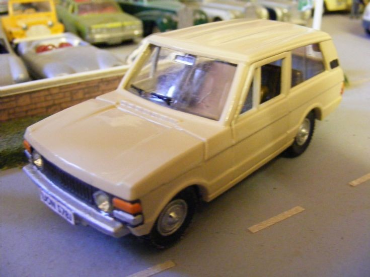 Dinky Toys - Range Rover